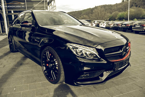 Mercedes-Benz C63 AMG S Edition 510KM