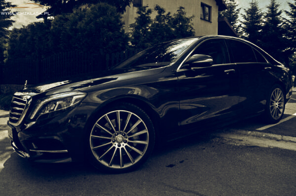Mercedes-Benz S350 CDI 260HP