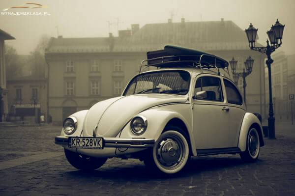VW NEW BEETLE MEXICO