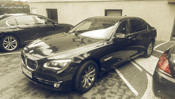 BMW 750 Long Xdrive diesel 381KM