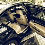 samochód do ślubu BMW wynajem