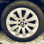 koła BMW 750 Long Xdrive Diesel 381HP