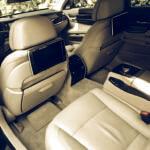 BMW siedzenia