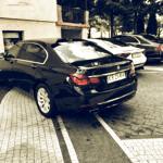 BMW samochód do ślubu