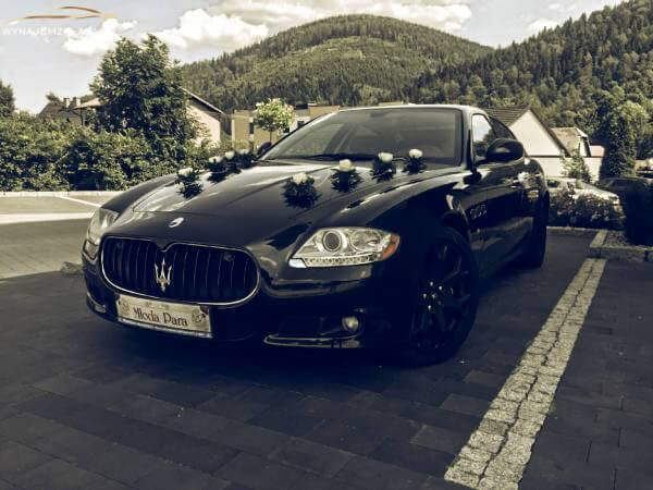 Maserati Quattroporte V 505HP