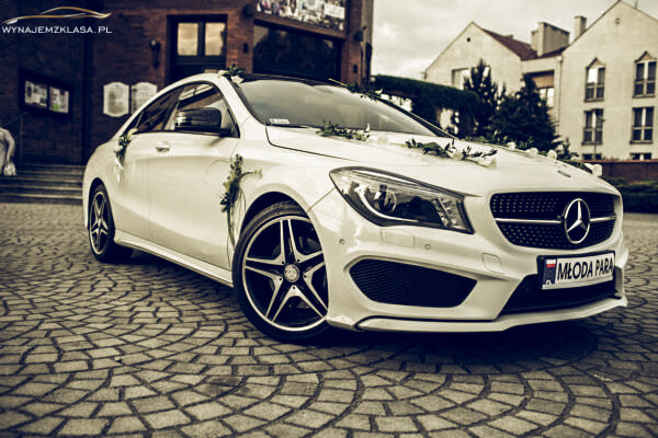 Mercedes-Benz CLA AMG 210HP