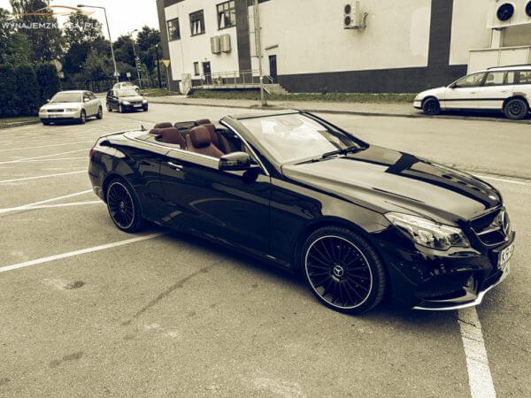 Mercedes-Benz E 350 AMG Cabrio