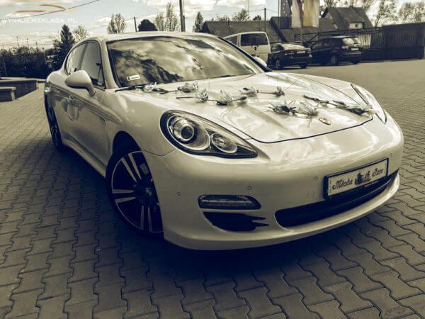 Porsche Panamera 300 KM