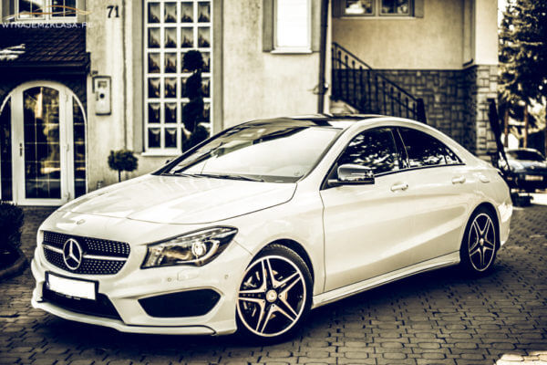 Mercedes-Benz CLA 160 HP