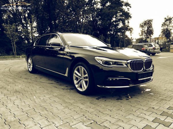 BMW 740 Long xDrive