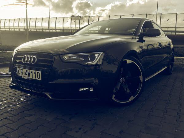 Audi A5 Sportback 3.0 TDI V6 300HP