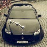 wynajem samochodu do ślubu Kraków