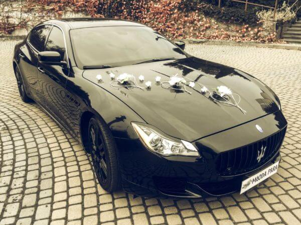Maserati Quattroporte SQ4 Limited Edition 410 HP