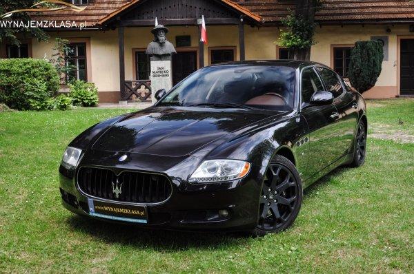 Maserati Quattroporte V 505KM
