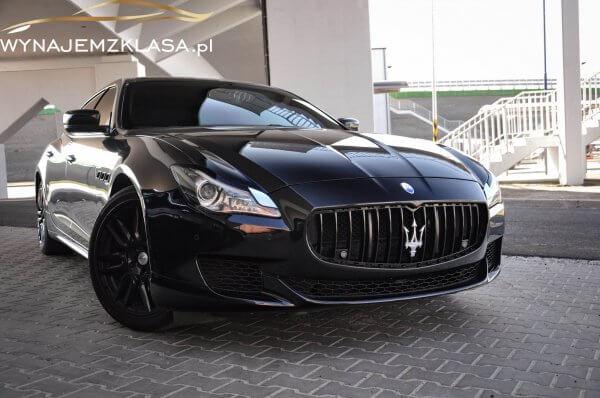 Maserati Quattroporte SQ4 Limited Edition 410 KM