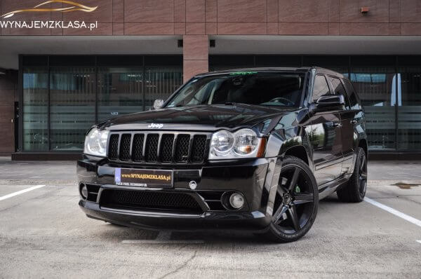 Jeep Grand Cherokee SRT8 450KM