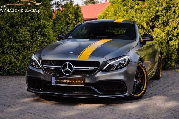 Mercedes AMG C63s Edition 1  V8 BITURBO