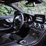 Mercedes C63 AMG V8 BITURBO