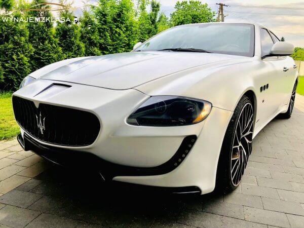 Maserati Quattroporte V8505KM